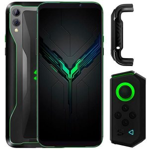 "Xiaomi Black Shark 2 SKW-H0 Dual SIM 256GB 6.39"" + Joystick Gamepad"