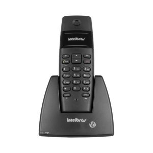 Telefone sem Fio Intelbras TS40 - Preto