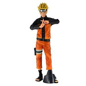 Figure Naruto Shippuden Grandista Nero Uzumaki Naruto Ref.29691/29692