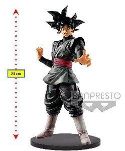 Figure Dragon Ball Legends Collab Goku Black Ref.29945/29946