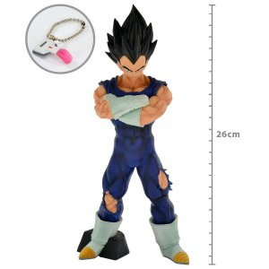Figure Dragon Ball Z Grandista Nero Vegeta Ref.25188/25189