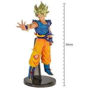 Figure Dragon Ball Z Blood Of Saiyajins Goku Super Saiyajin Ref.28557/28558