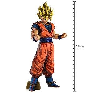Figure Grandista Son Goku Saiyajin Manga Dimension Ref.27160/27161