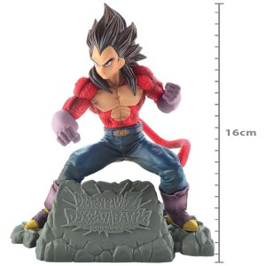 Figure Dragon Ball GT Super Saiyan 4 Vegeta Diorama Ref.39121
