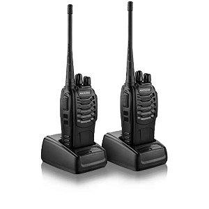 Rádio Comunicador Walk Talk 16 Canais 8.0km Tv003 Multilaser