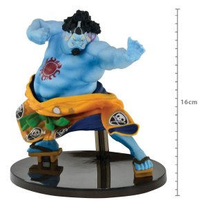 Figure One Piece World Colosseum2 Vol4 - Jinbei Ref.34581/34582
