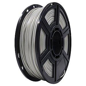 Filamento Para Impressora 3D ABS Prata 0.5kg