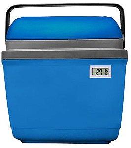 Caixa Térmica 32 Litros EPS Termômetro Digital
