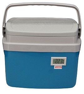Caixa Térmica 5 Litros EPS Termômetro Digital