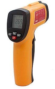 Termômetro Infravermelho -50 a 380°C