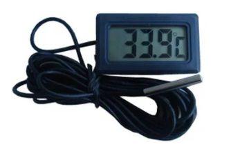 Termômetro Digital Lcd Freezer -50 a 110°C