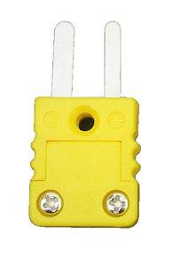 Conector Tipo K - Macho Modelo Mini