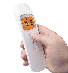 Termômetro Infravermelho Corporal - Febre