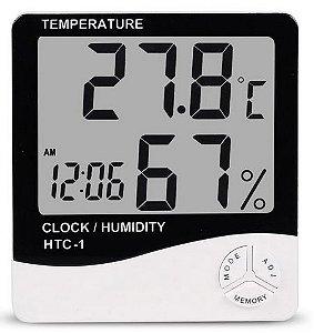 Termohigrômetro HTC - I s/ cabo