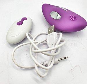 Estimulador de Clitóris por Eletrochoque