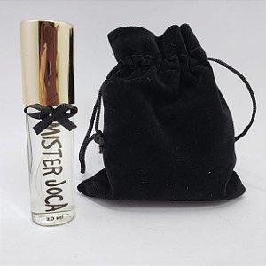 Perfume com feromônio Mister Joca