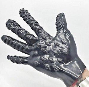 Luva Masturbadora Com Textura