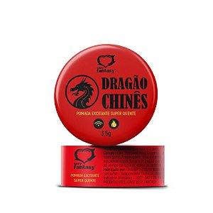 Excitante Dragão Chinês Pomada