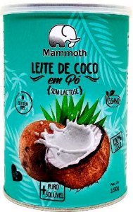 Mammoth Leite de Coco 150gr