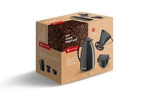 Kit Prático para Café Preto