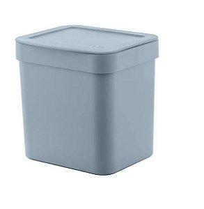 Lixeira Trium 4,7 Litros Azul Glacial