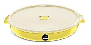 Pote  Multiuso Premium 2,5 Litros Amarelo Claro Sólido