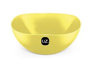 Saladeira 2 Litros Amarela Claro Sólido