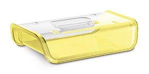 Porta Frios Amarelo Claro Translúcido