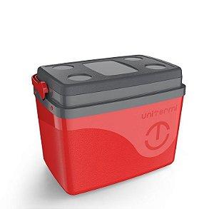 Caixa Térmica 15 Litros Floripa Vermelha