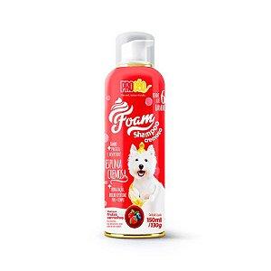 Shampoo Foam Frutas Vermelhas 150ml Procão