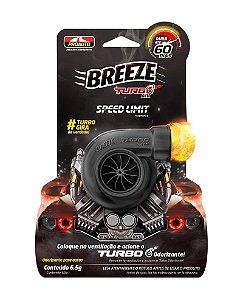 Odorizante Breeze Turbo Speed Limit Velocidade 6,5G - Proauto