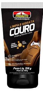 Limpa e Hidrata Couro 150g - Proauto