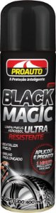 Limpa Pneus Black Magic 400ml - Proauto