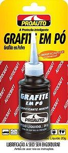 Grafite em Pó 20g - Proauto