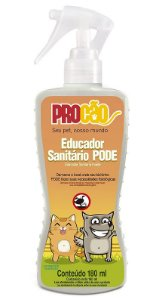 Educador Sanitário Pode 180ML - Porcão