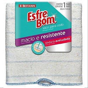 PANO ESFREBOM SACO P/ RODO ALGODÃO - BETTANIN