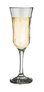Taça Lírio Champagne 195ml Caixa C/ 12 Unidade