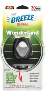 ODORIZANTE BREEZE SENSATIONS WONDERLAND 5ML - PROAUTO