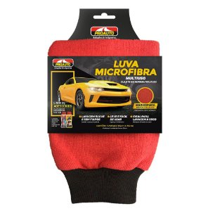 Luva Microfibra com Punho