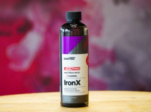 IRON X DESCONTAMINANTE FERROSO 500ML - CARPRO