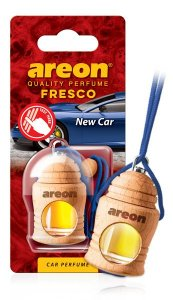 AROMATIZANTE MADEIRINHA NEW CAR - AREON FRESCO