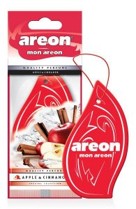AROMATIZANTE APPLE E CINNAMON - AREON MON