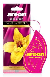 AROMATIZANTE VANILLA BUBBLE - AREON MON