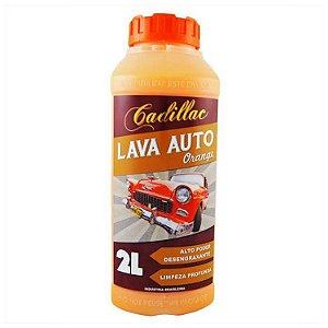 Lava Auto Orange Cadillac (2 Litros) Diluição 1:100