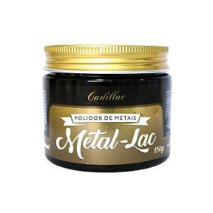 Metal-Lac - Polidor de Metais Cadillac (150g)