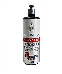 Alumina Heavy Cut 1200 - Composto Polidor de Corte Pesado - EasyTech (500ml)