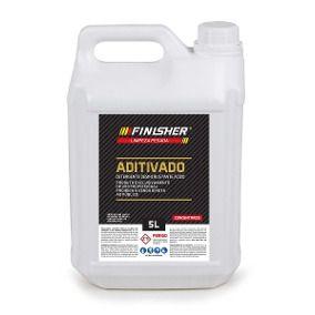 ADITIVADO DETERGENTE DESINCRUSTANTE ÁCIDO 5L - FINISHER