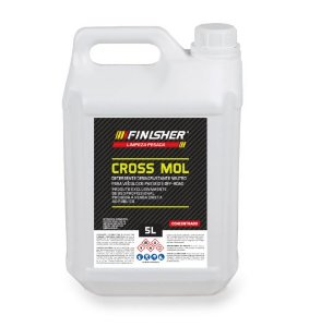 CROSS MOL DETERGENTE DESINCRUSTANTE NEUTRO 5L - FINISHER