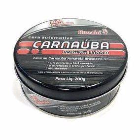 Cera Carnaúba Premium 200g