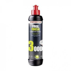 FINAL FINISH FF3000 COMPOSTO POLIDOR LUSTRO 250ML - MENZERNA